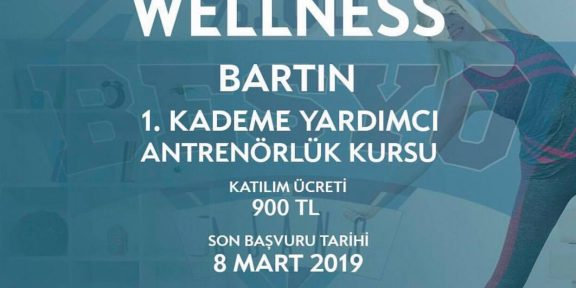 Wellness Antrenörlük Kursu Bartın