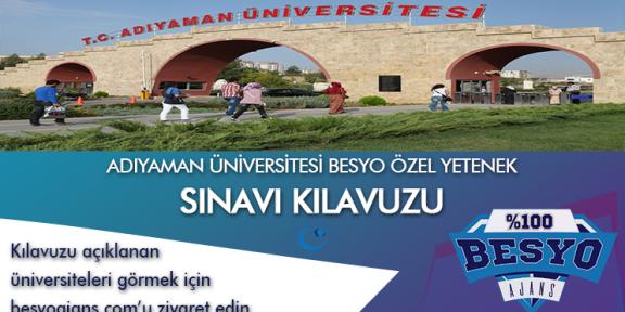 Adıyaman Üniversitesi