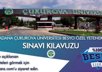 Adana Çukurova Üniversitesi