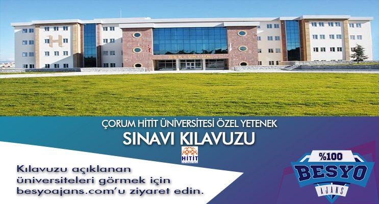 Malatya İnönü Üniversitesi Besyo Özel Yetenek Sınavı