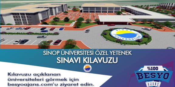 Sinop Üniversitesi Besyo Özel Yetenek Sınavı Kılavuzu